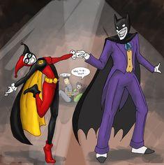 Harley + Joker Hallow's Dance by melimsah