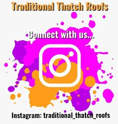Find us on Instagram: traditional_thatch_roofs Roof Cap, Game Lodge, Timber Structure, Thatched Roof, Wooden Decks, We Can Do It, Flat Roof, Pergola, Traditional