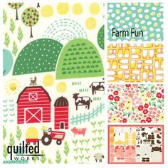 All Fabric Lines – Quilted Works
