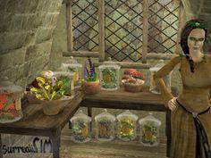 SurrealiSIM: Witch Set (Part 3) - Magical Flora