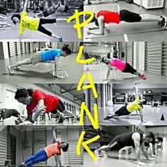 Diferentes tipos de Planchas (Planks)