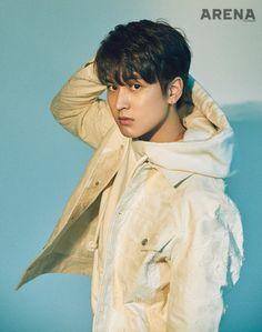 Chanwoo (iKON) - Arena Homme Plus Magazine February Issue