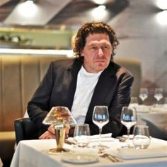 Marco Pierre White - is a British celebrity chef, restaurateur and television personality.
