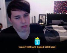 I love crankthatfrank