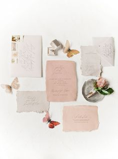 25 Feb 2020 - Rose and Terracotta Wedding Ideas in an Abandoned Estate Minimalist Wedding Invitations, Country Wedding Invitations, Wedding Invitation Wording, Wedding Stationary, Vintage Stationary, Event Invitations, Pastel Pink Weddings, Wedding Details Card, Wedding Calligraphy