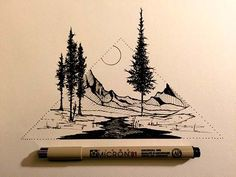 I love pen drawings guys.. sooo much
