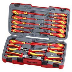 Professionnel 6Pc VDE Électriciens électrique Tournevis Tournevis Tool Set