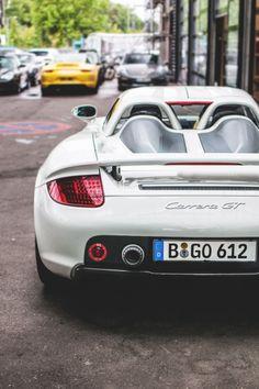 Porsche Carrera GT, get me one soon please! Lamborghini, Ferrari, Bugatti, Maserati, Sports Car Photos, Top 10 Supercars, E90 Bmw, Audi, Porsche Carrera Gt