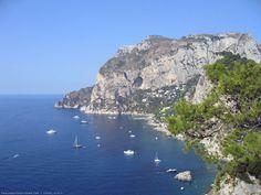 Image detail for -Capri+italy+wallpaper