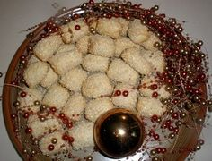 Italian cookies with sesame seeds (Biscotti Regina) - day 1 of of 24 Italian cookie recipes