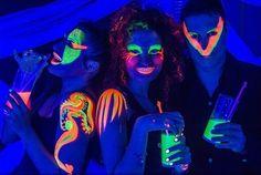 Pinturas Neon