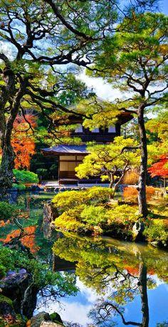 Ginkaku ji temple