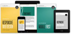 Books for the library: Responsive Web Design & Mobile First
