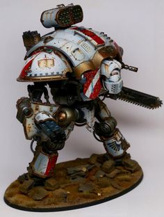 Warhammer 40k | Imperial Knight Grey Knights theme #warhammer #40k #wh #wh40k…