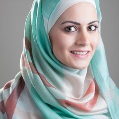 Different Styles of Hijab