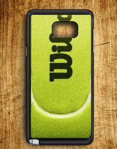 Wilson Tennis Ball Samsung Galaxy Note Edge Case