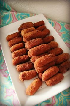 perfect little pick me ups :) Cuban Ham Croquettes. My mom makes these all the time!!!! They are sooo good!!!