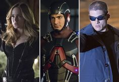 THE CW orders DC's Legends of Tomorrow