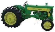 1/16 430 Utility John Deere Prestige Tractor and more prestige series tractors