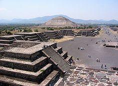 México –Teotihuacan