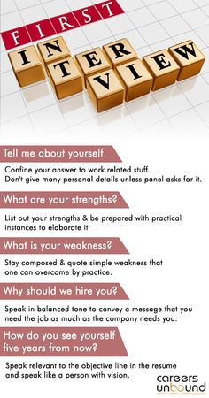 How to answer some common interview questions ? ? ?