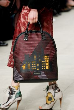Burberry Prorsum | Fall 2014
