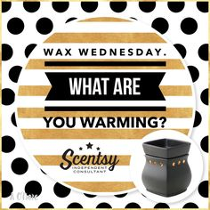 Wax Wednesday!! What are you warming?? Order today at www.smellarific.com.