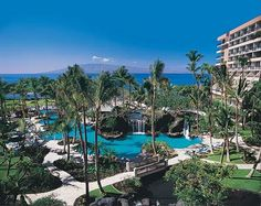 Marriott's Maui Ocean Club Kaanapali Beach, Maui, Hawaii