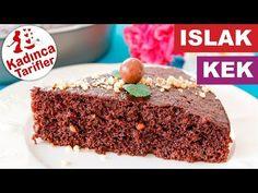 Kolay Islak Kek Tarifi Videosu | Kadınca Tarifler | Kolay ve Nefis Yemek Tarifleri Sitesi