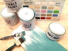 The DIY Shabby Chic furniture painting workshop, Brighton #chalkpaint, We no longer use Anni Sloan due to the fact it has acrylics in the paint so we now use Autentico eco friendly paint and can be used on childrens furniture toys and over 150 colours wow!!!