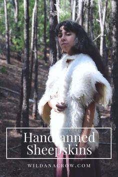 I offer handtanned sheepskins regularly in my shop. The sheepskins are tanned with natural fats and oils only, and softened by hand. Perfect to bring extra coziness to your home ♥ #sheepskins #naturalhomedecor #ethicalsheepskins Natural Home Decor, Inspire Others, New Life, Crow, Storytelling, I Shop, Old Things, Raven, Crows