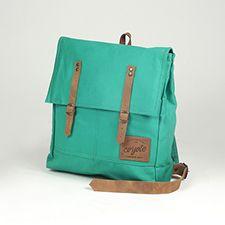 Coyote Bags: Handmade Greann Rucksack - at Mill & Way