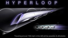 According to Elon Musk, the 700 MPH transit system will get a test track where both companies and student teams can test pod designs. | #Tesla #Hyperloop #SpaceX
