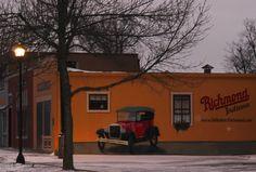 Model T museum Richmond Indiana
