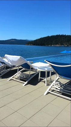 """The Coeur d'Alene Resort in Idaho - Christened the """"Playground of the Northwest""""!  Experience luxurious accommodations, rejuvenating spa treatments, tasty cuisine and world-class golf which includes the world's only floating green.  Let me help you plan this Northwest getaway! #Coeur d'Alene Resort #Idaho #golfing #vacation #relaxing"""