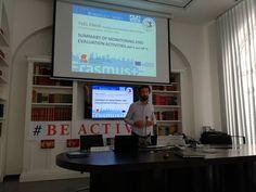 Ultimo intervento della seconda giornata di workshop #feelewos: Alessandro Pozzi, istituto italiano di valutazione