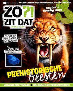Proefabonnement: 3x Zo Zit Dat € 10,-: Zo Zit Dat is een maandblad dat…