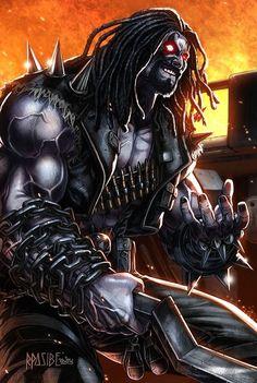62 Best Lobo Images Wolves Comic Art Comics