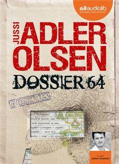Details pour Dossier 64 / Jussi Adler-Olsen