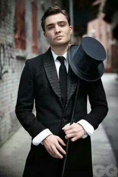Hello Dashing Gentleman who are you