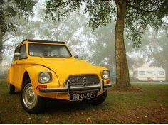 #Citroën #Dyane Credits @ti_bodum_vintagecars