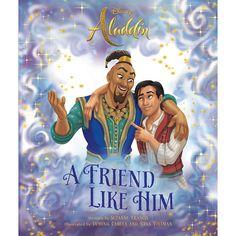 Aladdin: A Friend Like Him Book Live Action Film Official shopDisney Filme:Disney_Pixar Disney Pixar, Disney Marvel, Disney Fan Art, Disney And Dreamworks, Disney Animation, Disney Magic, Disney Movies, Disney Stuff, Disney Wiki