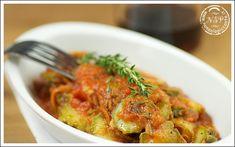 Cucina Regionale Toscana: Zucchine a buglione
