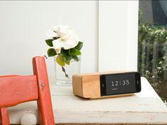 Alarm dock voor Iphone 5 van Areaware -