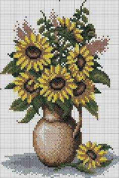 This Pin was discovered by ayş Cat Cross Stitches, Cross Stitch Bird, Cross Stitch Flowers, Cross Stitch Charts, Cross Stitch Designs, Cross Stitching, Cross Stitch Embroidery, Cross Stitch Patterns, Crochet Cross