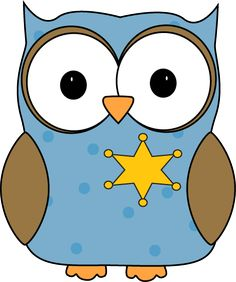 Owl Classroom Sheriff or Monitor