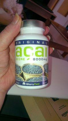 Simones Produkttest: Acai 8000 mg