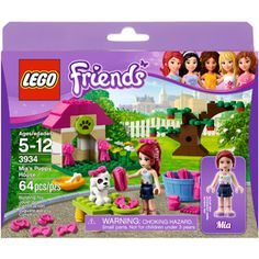 Taylor Loves the new lego sets for girls!