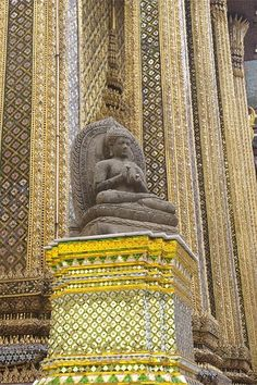 Thailand Facts: Theravada Buddhism  Just under 97% of Thailand practices Theravada Buddhism. The... pinned with Pinvolve