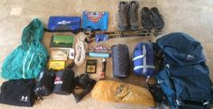 My Completed Gear List Is Here. - Appalachian Trials! #Backpacking #GearReviews #Thru-Hiking #AppalachianTrail